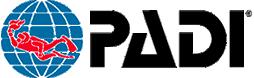 PADIのロゴマーク