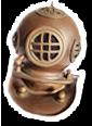 ヘルメット潜水