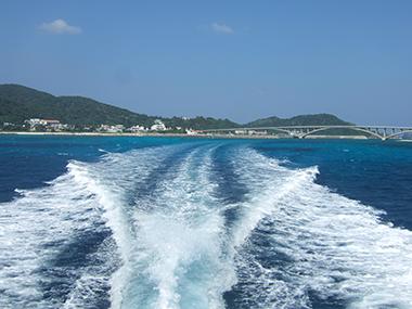 阿嘉島ステイ 2泊3日ツアー