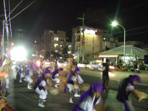 旧盆の沖縄を体感 ★エイサーナイト