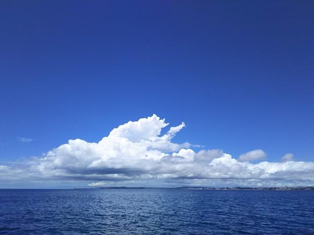 天気も海もベストコンディション!本島・宜野湾沖ダイビング!