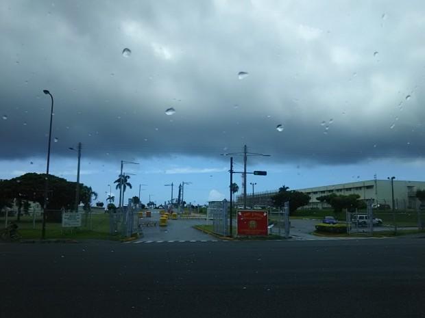 台風10号停滞中。チービシ・タッチューでの1ダイブを振り返る