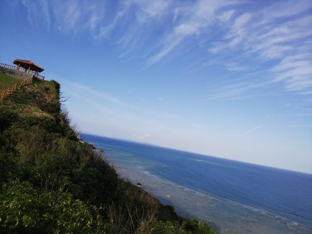 沖縄本島、海の絶景!